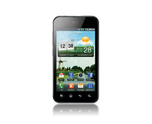 LG-P970 8GB (Android) - Good Condition, Minor Screen Scratches