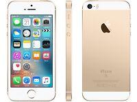 Gold Apple iPhone SE Unlocked