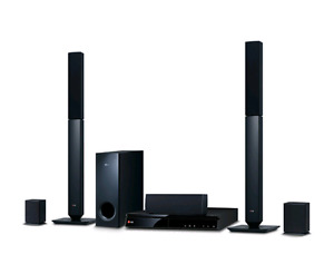 LG home theater system BH6430p