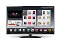 """LG 42"""" HD LED SMART TV"""
