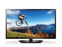 Excellent condition LG 42 inch black TV