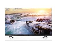 LG 55 inch smart TV with Active 3D + 2 Glasses