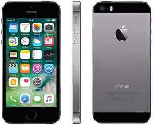 Unlocked iPhone 5s space grey