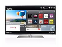 LG 32-inch Widescreen 1080p Full HD Wi-Fi Smart TV with Freeview HD - Model 32LB580V