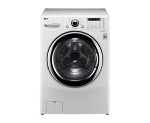 LG 4.2 cu.ft. Front Load Washer / Dryer Combo