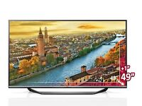 "LG 49UF770V Smart TV 49"" 2160p UHD LED Internet TV"