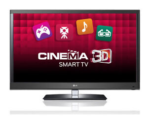 "LG 55"" 1080p 120Hz 3D LED Smart TV (55LW5700)"