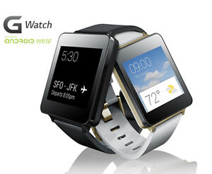 LG G smart watch - Works on Android or Apple
