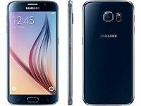 Samsung S6 32GB Black Unlocked Grade A Condition with Warranty!