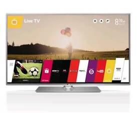 LG 55-inch 4K Smart 3D TV Built-in WiFi. Arround 1.5 years old only!!!