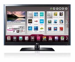 "Lg 55"" Smart Full HD LED LCD TV Templestowe Manningham Area Preview"