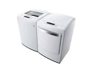 Washer and Dryer-LG