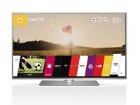 lg 42lb580 led smart with wifi build in. full hd hd with free hd build in and free sat