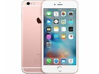 APPLE IPHONE 6S ROSE GOLD 128GB FACTORY UNLOCKED