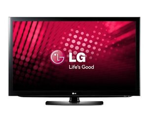 LG 42 inch HD TV with free Blu ray player if purchased