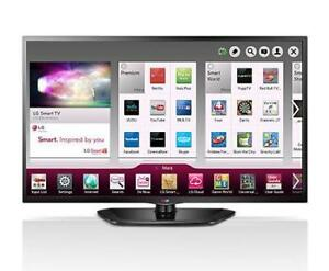 "LG 47"" LED SMART TV (1080p, 120Hz) *NEW IN BOX*"