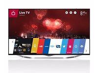 "LG 49"" ULTRA HD 4K TV Excellent Condition (Model No: 49UB850V)"