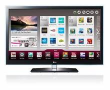 Lg 47 Full HD 3d TV with 4 passive 3d glasses (Cnet Editors Award Wiley Park Canterbury Area Preview