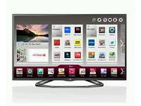 LG 47LA620V 47-inch Widescreen 1080p Full HD Cinema 3D Smart LED TV with Freeview HD/Built-In Wi-Fi