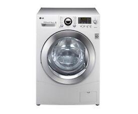 Ex-Lease LG 8kg/6kg 6 Motion DD Washer Dryer F1480YD5 +3 Month Warranty