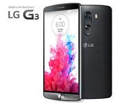 Unlocked LG G3 LG-D855 16GB Mobile Phone 13MP Camera Grey