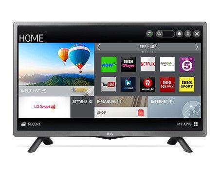 digital SMART led TV LG 28lf491u + humax hdr freview HD recorder 2000t 500 gb black+ AERIAL