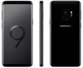 SAMSUNG GALAXY S9 BRAND NEW IN SEALED BOX