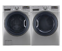 LG FRONT LOAD WASHER DRYER CHEAPEST OFFER ON BRAND NEW COMBO!!!!