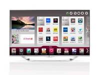 LG fully smart 55 inches LED 3D tv