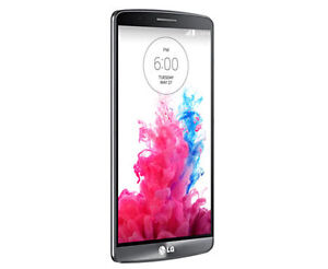 LG G3 for sale Brand New Never Used For FIDO Edmonton Edmonton Area image 1