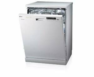 LG LD-1419W Dishwasher Soldiers Point Port Stephens Area Preview