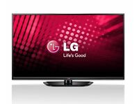 """LG 60"""" Full HD PLASMA TV WITH FREEVIEW HD AND 600HZ"""