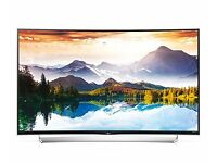 55 INCH LG 55UG870V SMART WIFI 3D ULTRA HD 4K CURVED LED TV REFURBISHED TV