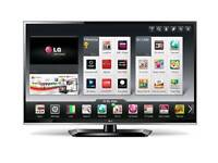 "42"" LG SMART LED HD TV FREEVIEW"