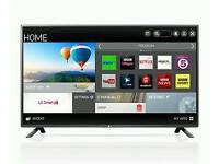 LG 50LF580 Smart Full HD LED Internet TV