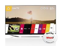 "LG 47LB730V 47"" Smart LED 3D TV with webOS"