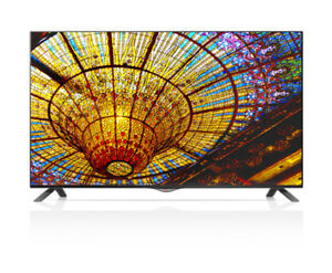 "55"" LG 4K 120hz UHD LED Frameless SmartTV (55UB8200)"