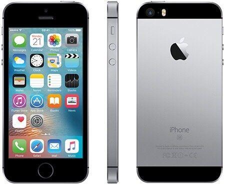 Apple iPhone SE on Vodafone/ lebara / fully working