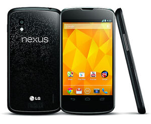 *Store sales*Factory Unlocked New Google Nexus 4 Black