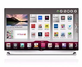 "VERY BIG 65"" LG SMART TV (GOOD OFFER)"