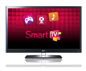 "LG 42"" LED SMART TV with Remote"