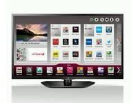 """42"""" LG smart led tv."""