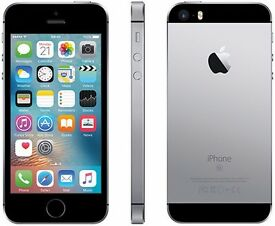 Brand new SEALED Apple iPhone SE - 16GB - Space Grey - 1Yr Apple Warranty