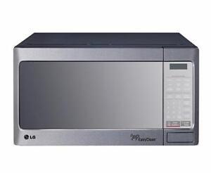 Four à Micro-ondes 1,1 PI3 Axier Inoxidable LG ( LMC1195ST )