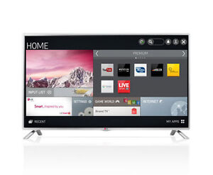 "TV Intelligente LG 55"" DEL 120Hz"