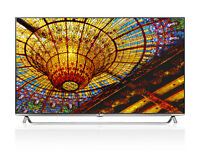 "LG 55UB9500 55"" UHD 4K SMART 3D LED TV W/ WEBOS"