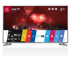 "LG 55LB6350 55"" 1080P HD Smart w/ WebOS LED TV"