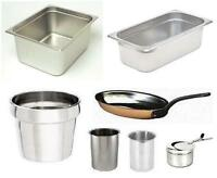 REDUCED $ - FOOD SERVICE - Hotel Pans, Pans, Swiss Copper