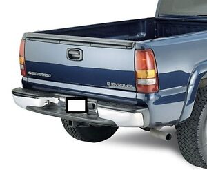 REAR CHROME BUMPER AVAILABLE FOR A 1999-2007 CHEVY SILVERADO / G