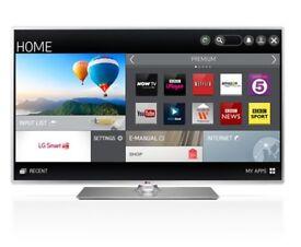 "50"" LG 3D SMART TV FULL HD GOOD CONDITION"
